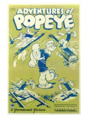 Thủy Thủ Popeye Popeye The Sailor