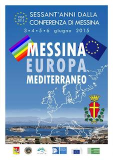 GLI APPUNTAMENTI DELL'EVENTO ''1955 - MESSINA EUROPA MEDITERRANEO - 2015''