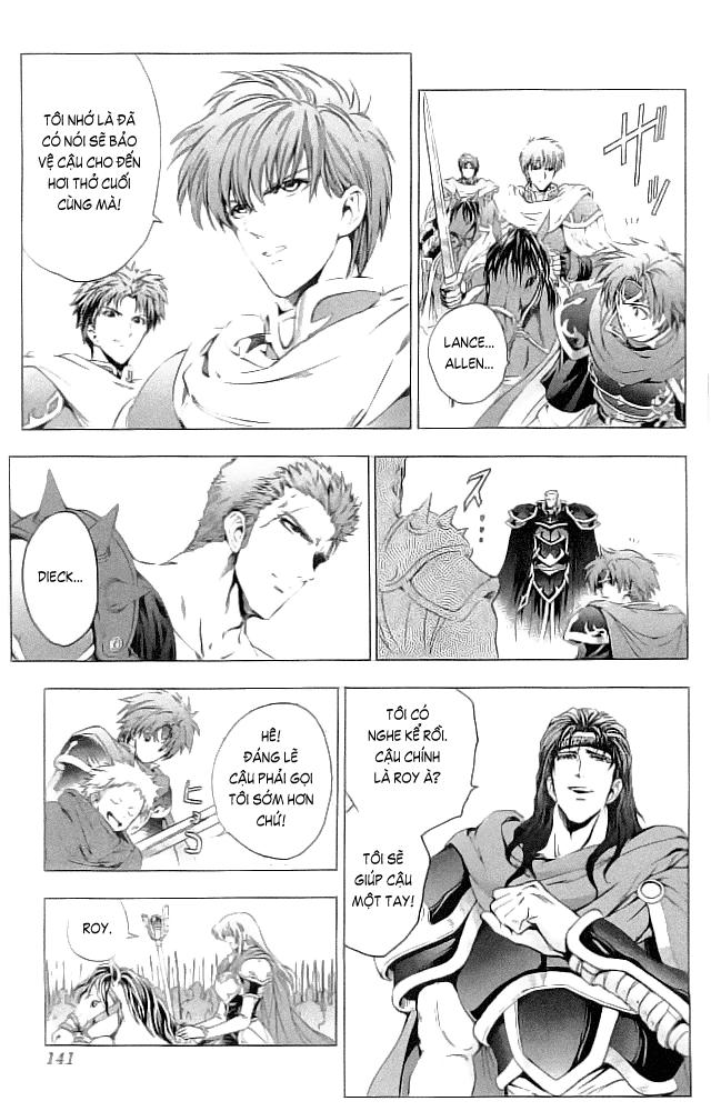Fire Emblem-Hasha no Tsurugi chap 36 - Trang 12