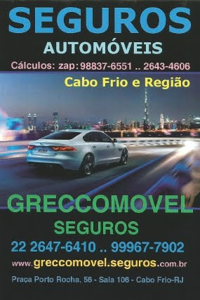 Greccomovel Seguros Cabo Frio