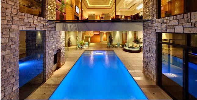 Fotos de piscinas estilo de piscinas de casas for Estilo de piscina