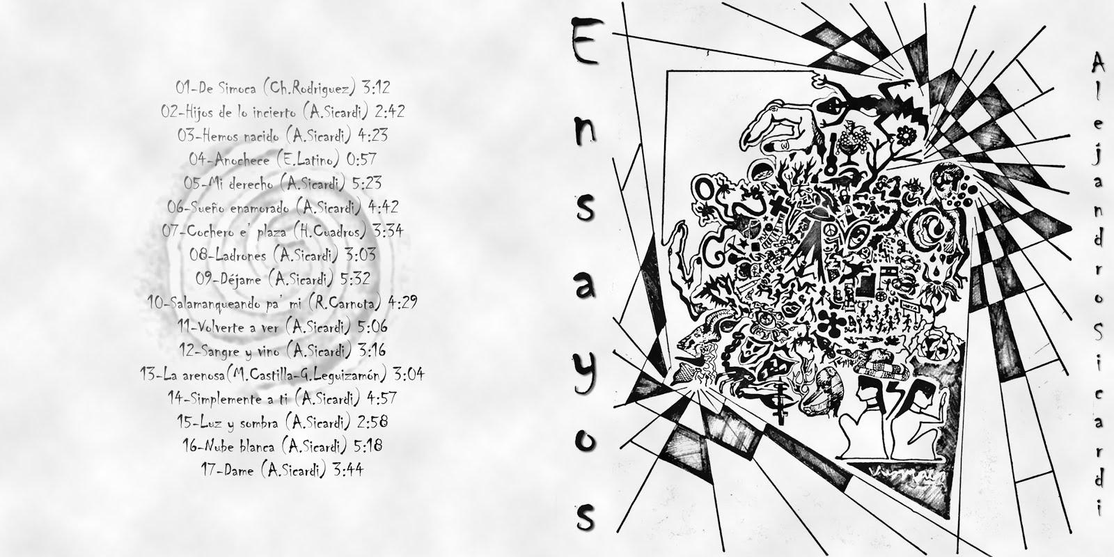 Ensayos (2008)
