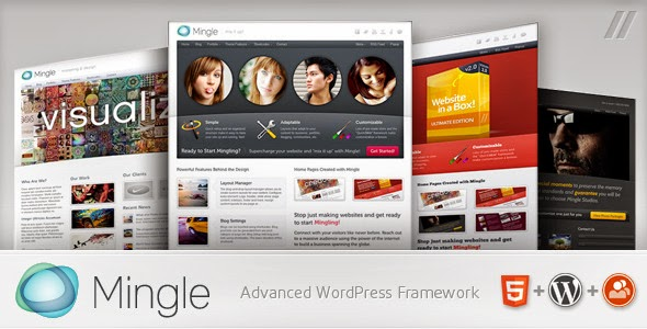 Descargar] Plantilla Wordpress Mingle v1.7.1 – Red Social ...