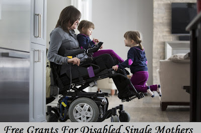 Grants For Disabled Single Mothers