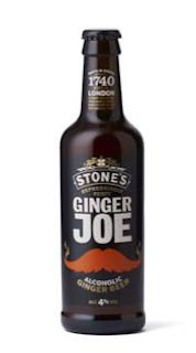 Stitch and Bear - Stone's Ginger Joe