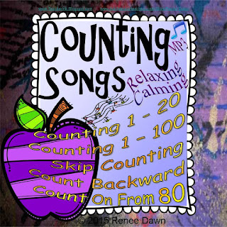Counting Songs - Relaxation and Behavior Management