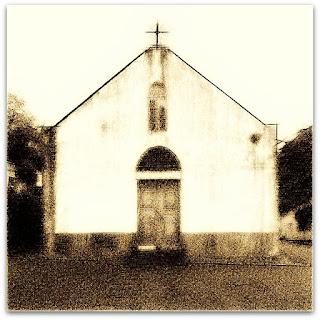 Capela Santo Antão Abade. Distrito de Santo do Ferromeco, em Carlos Barbosa.