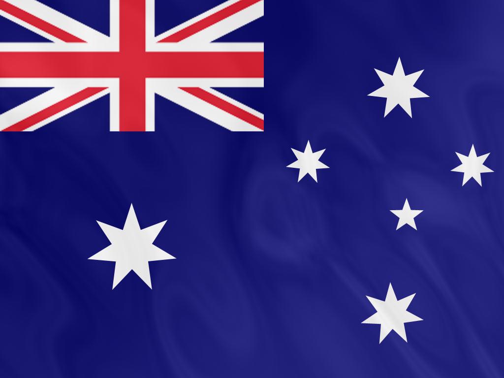 Australia Flag Pictures
