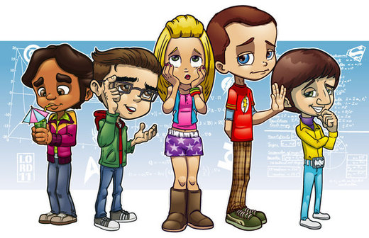 The Big Bang Gang por lordmesa