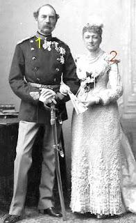 Christian IX. König von Dänemark Prinzessin Luise von Hessen-Kassel