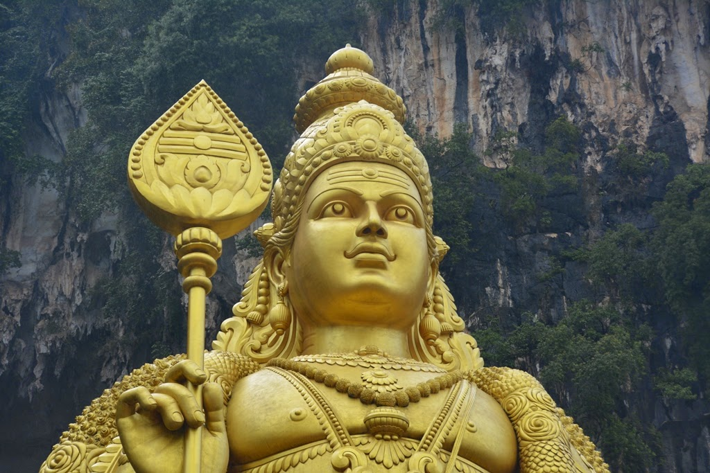 Batu Caves Lord Murugan