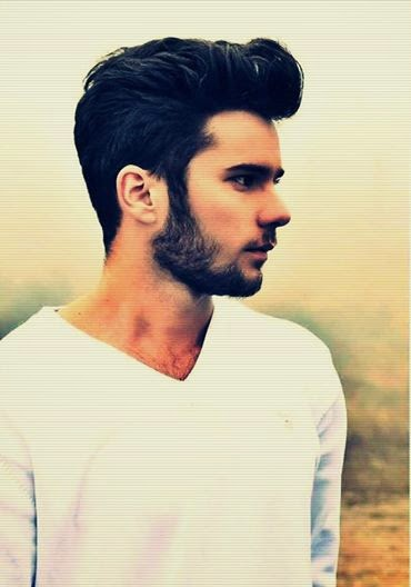 Men's Short Summer Holiday Hairstyles