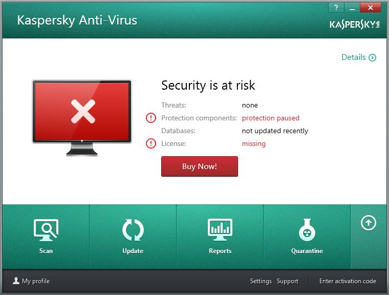 Kaspersky Antivirus 2014 Aktivierung keygen
