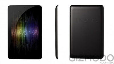 tablet de Google la Nexus 7