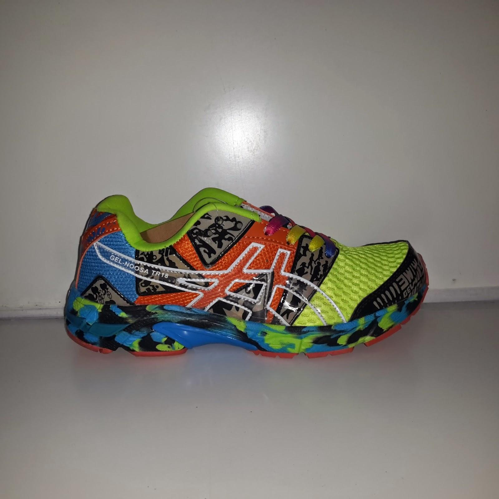 Sepatu Asics Gel Noosa TR 18 2015 Murah