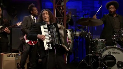 The Roots & Weird Al Yankovic Cover Madvillain track Accordian (D minor)