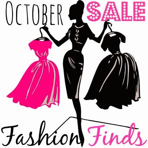 October Sale Fashion Finds