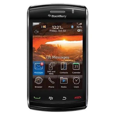 BlackBerry Strom 2 9550 Odin Harga Rp.2.850.000.-