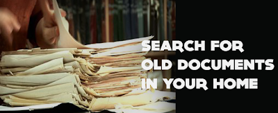 old documents search