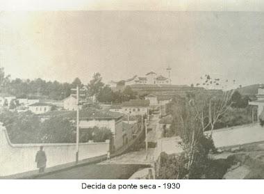 PONTE SECA EM 1930