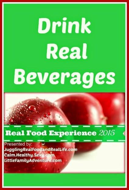 Drink Real Beverages