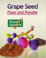 Organic Grape Seed Flour