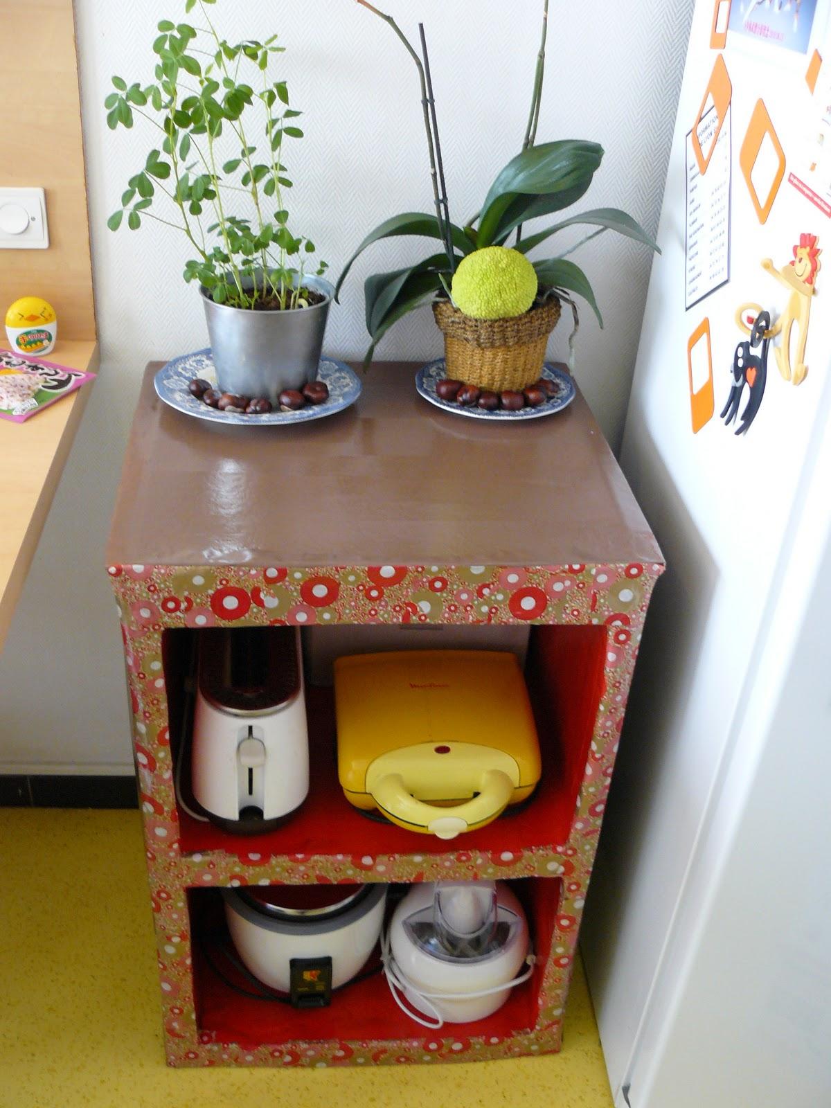 un truc par jour truc n 709 faites vos meubles en carton. Black Bedroom Furniture Sets. Home Design Ideas