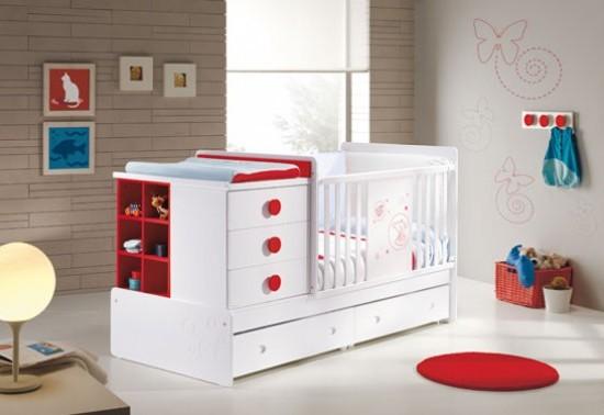 Bassinet Crib Combo