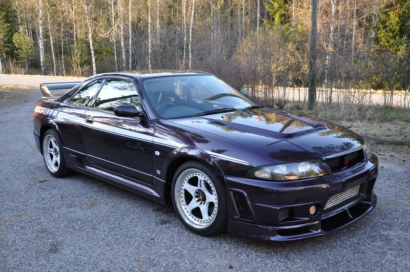 Nissan Skyline GT-R s in the USA Blog: Nismo 400R #34 For Sale
