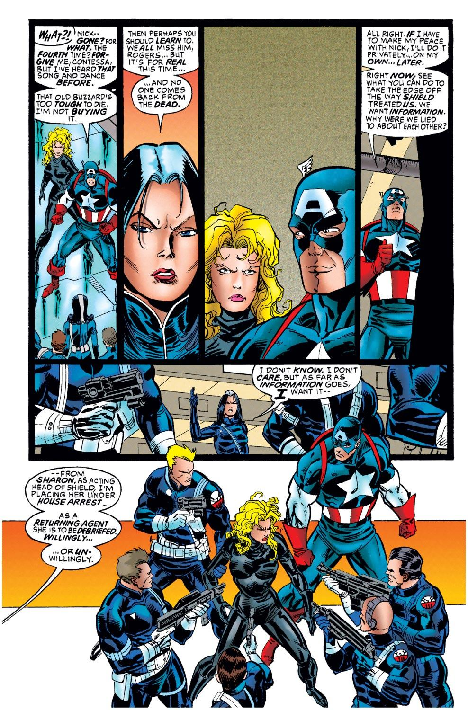 Captain America (1968) Issue #449 #403 - English 6