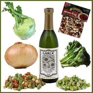 Vegetable Medley Salad