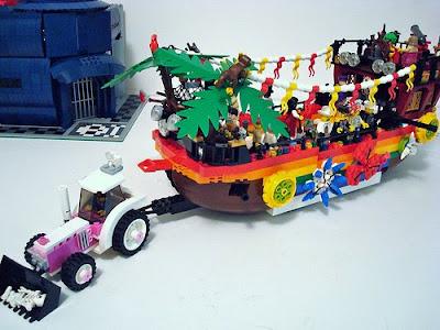 Zombie Killing Gay Pride Float — Winner, Best Original Vehicle