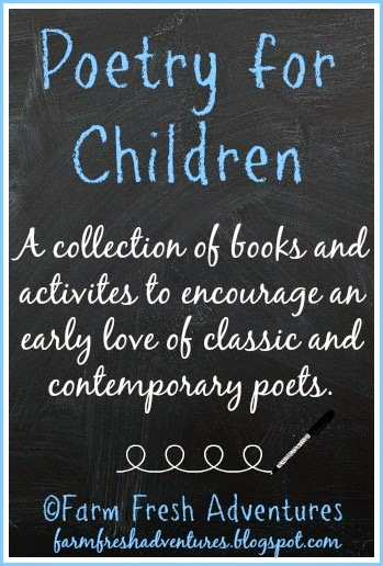 Poetry for Children: A Collection of Books and Activities