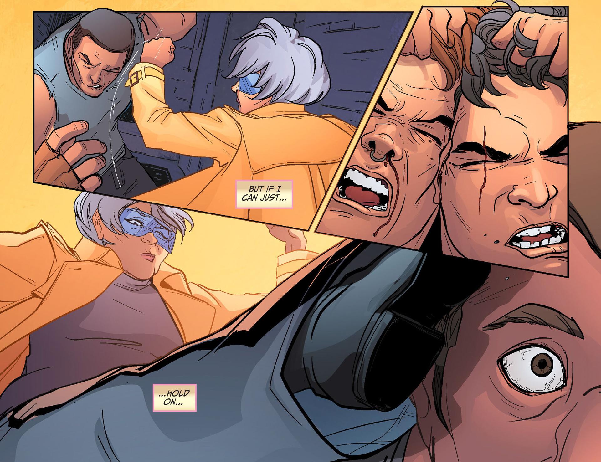 Batman Beyond (2012) Issue #27 #27 - English 8