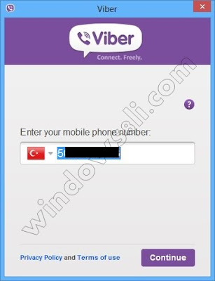 Windows 8 Viber