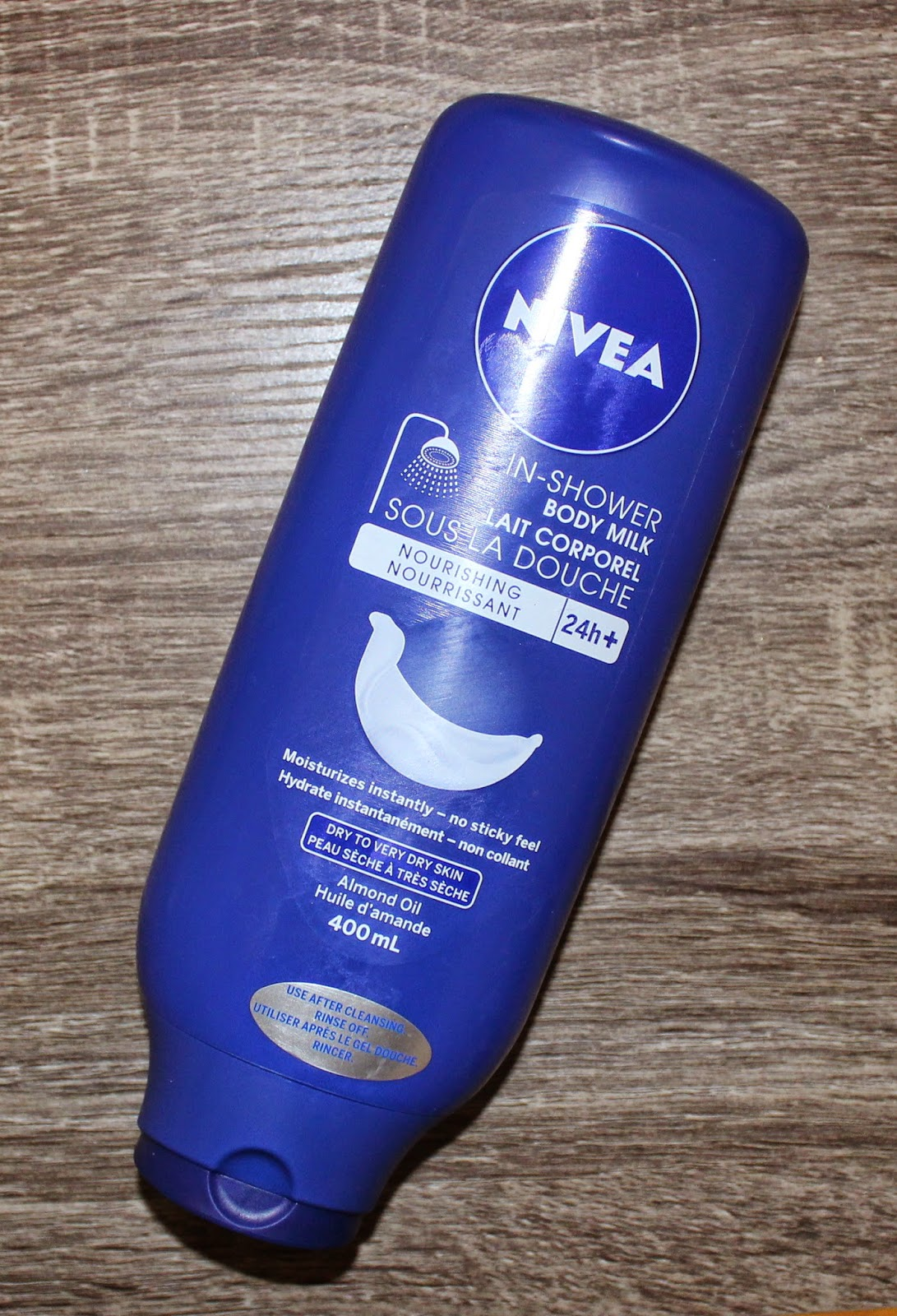 Nivea In-Shower Body Milk