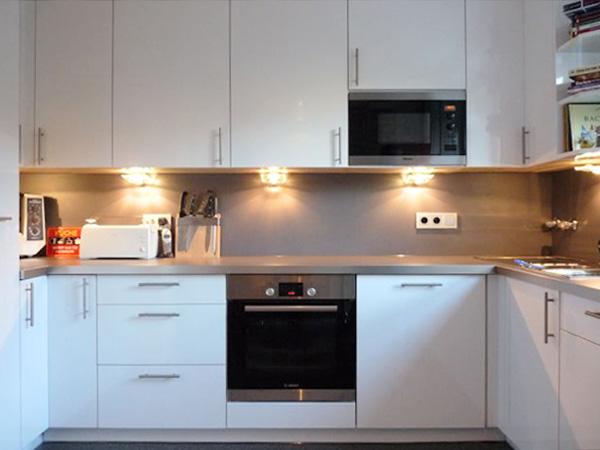 Design Tip   LED Leuchten Dürfen Nicht Blenden. Besonders Schön Sind Diese  LED Leuchten Aus · Beleuchtung Arbeitsflächen Küche