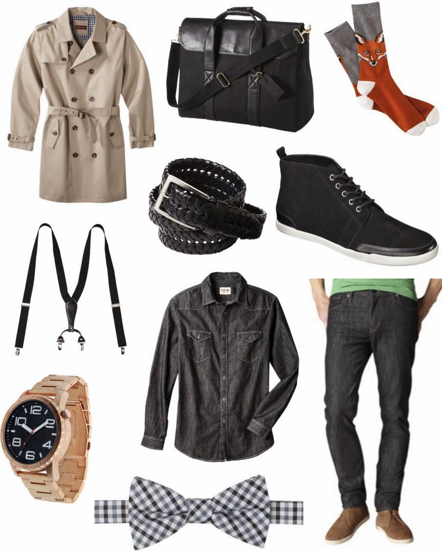 Target Style Mens Look