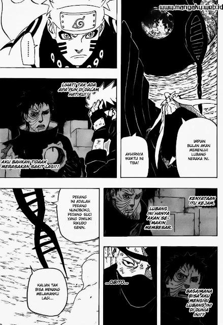 Komik Naruto 651 Bahasa Indonesia halaman 4