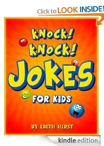 Free eBook Feature: Knock Knock Jokes For Kids by Edith Hirst