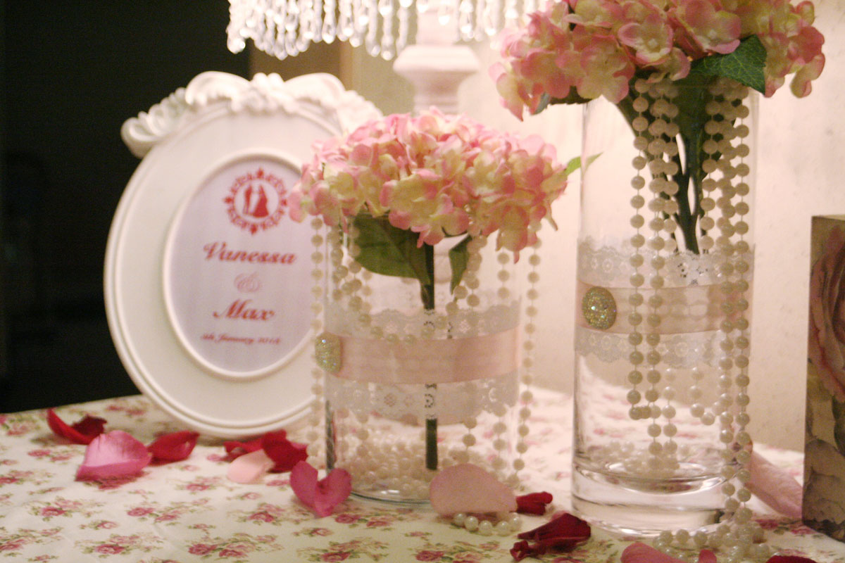 JW Design Wedding Decoration