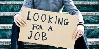 Mencari lowongan pekerjaan