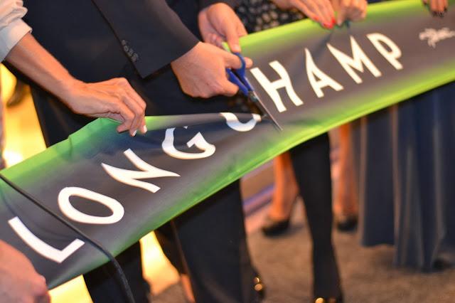 Longchamp Tel Aviv Store Opening