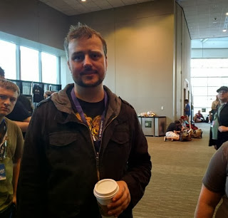 neils at pax. with coffee, but probably not enough coffee.