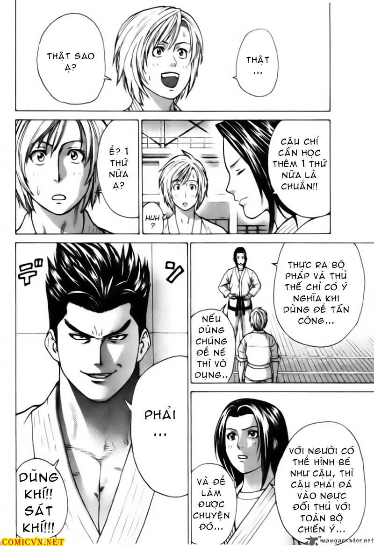 Karate Shoukoushi Kohinata Minoru chap 20 Trang 6