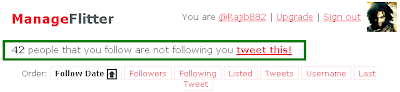 Fast and Easy Way To Unfollow Unfollowers On Twitter