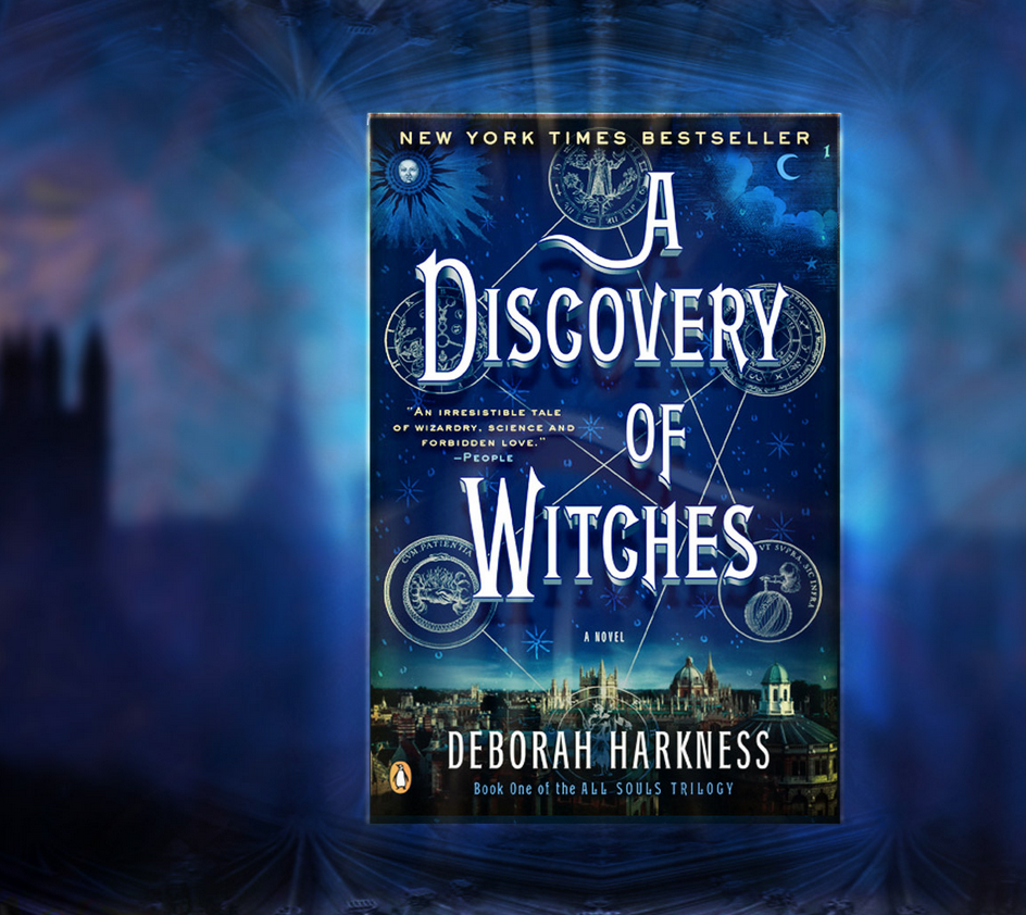 Book Review A Discovery of Witches Video Review Book by Deborah Harkness Review by DesaraeV