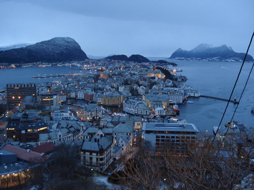 Alesund Norway  City pictures : Alesund Norway Image