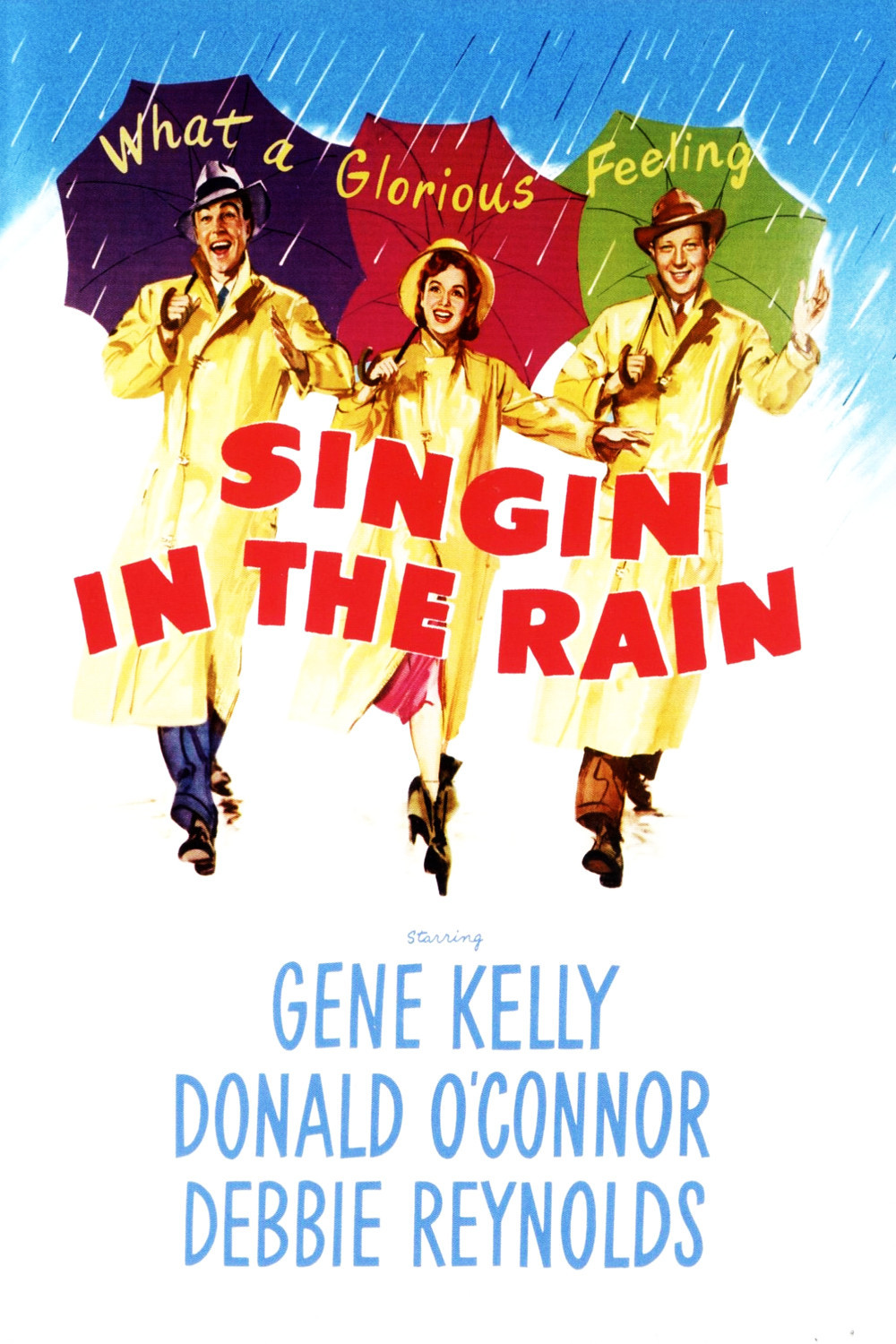 the vintage marquee singing in the rain the epitome of