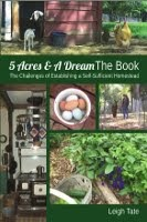 5 Acres & A Dream The Book Giveaway